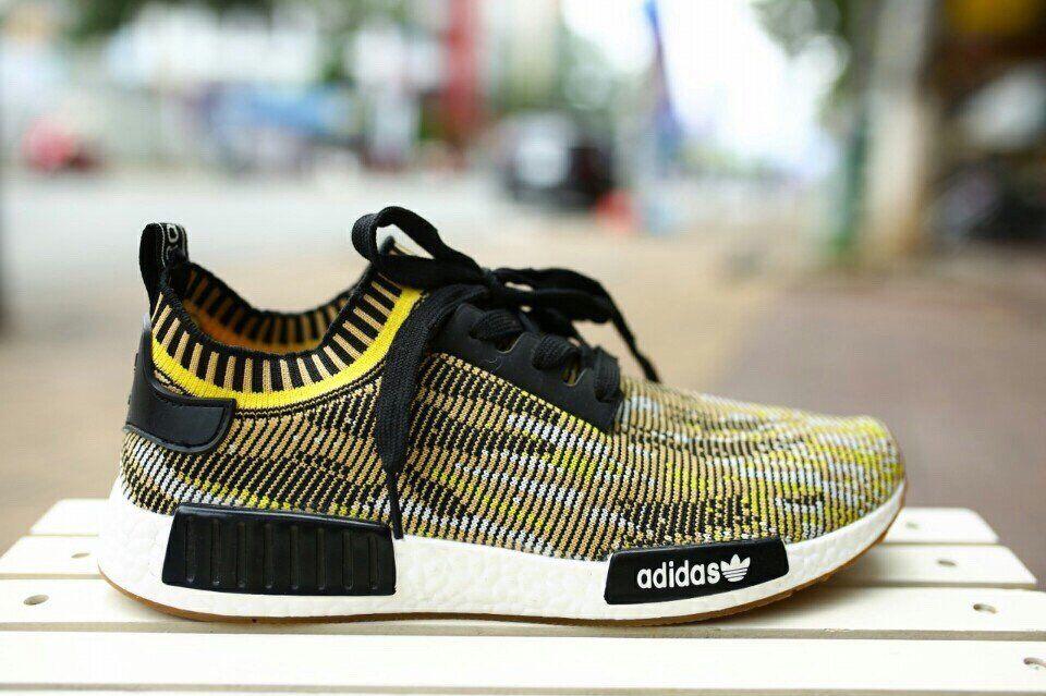 giày adidas nmd vàng