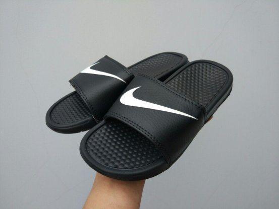 Dép Nike Benassi 01 đen full