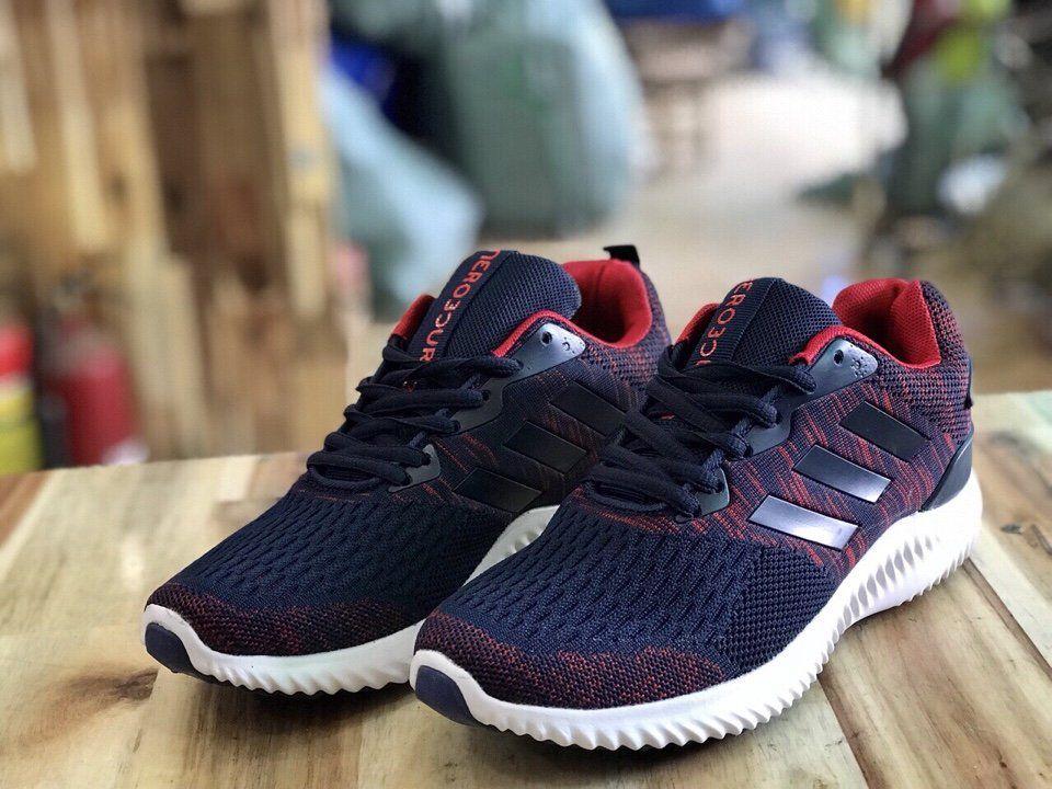 Giày Adidas Alphabounce navy