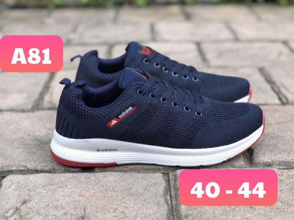 Giày Adidas Neo nam A81 navy