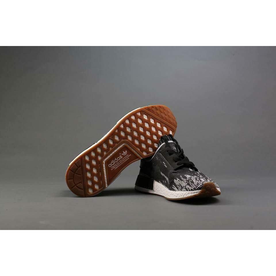 Giày Adidas NMD R1 đen 2
