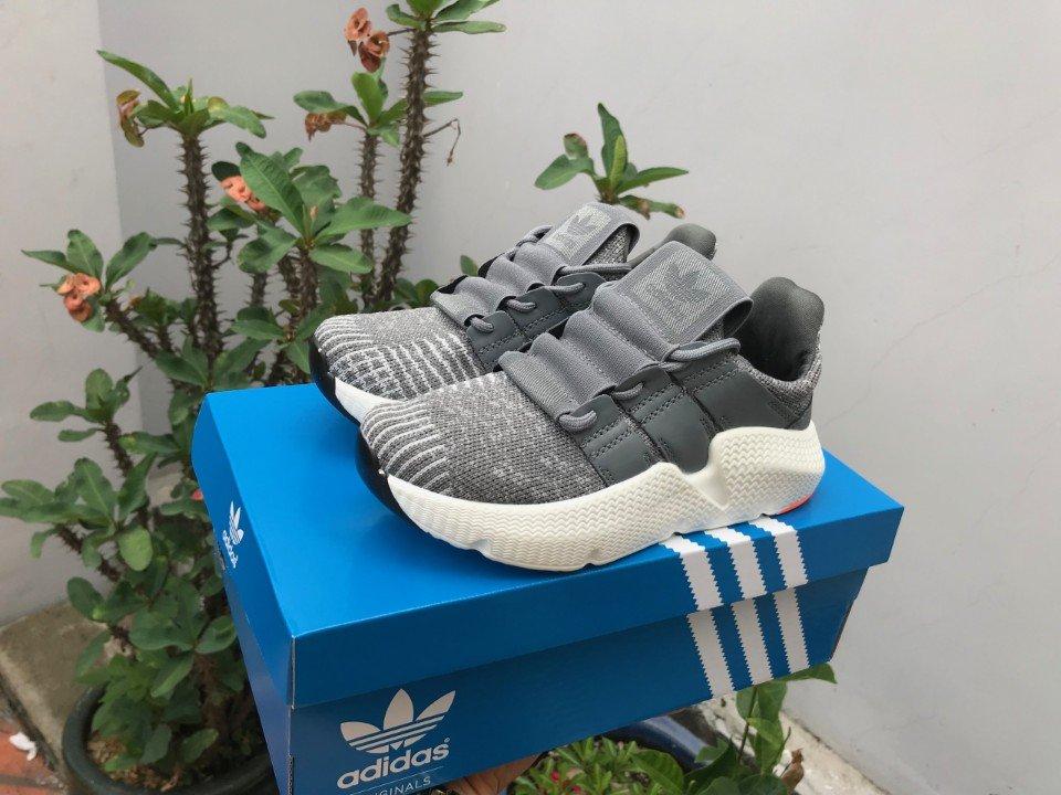 Giày Adidas Prophere màu xám 2