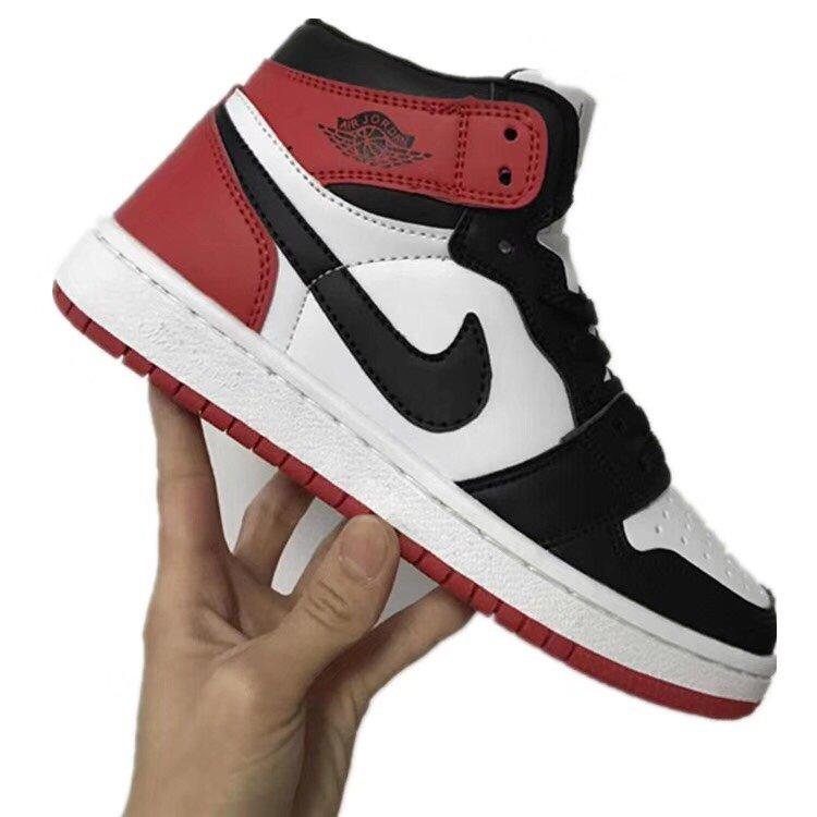 giày nike jordan đỏ