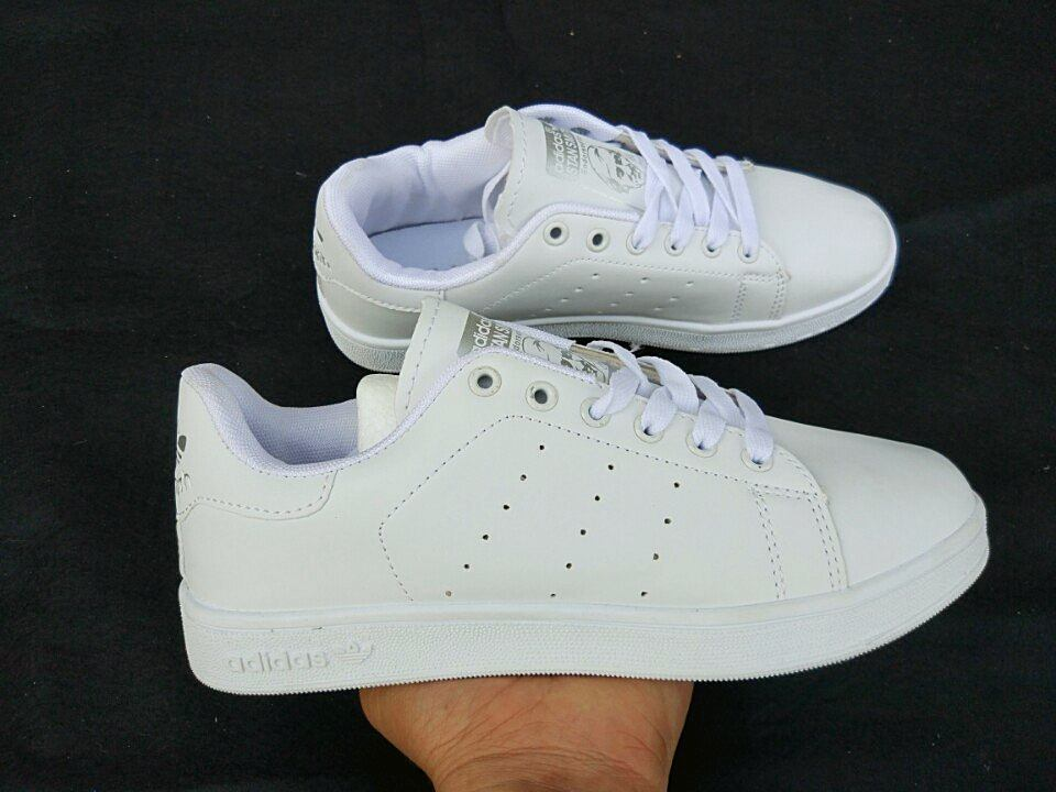 Giày Adidas Stansmith trắng full