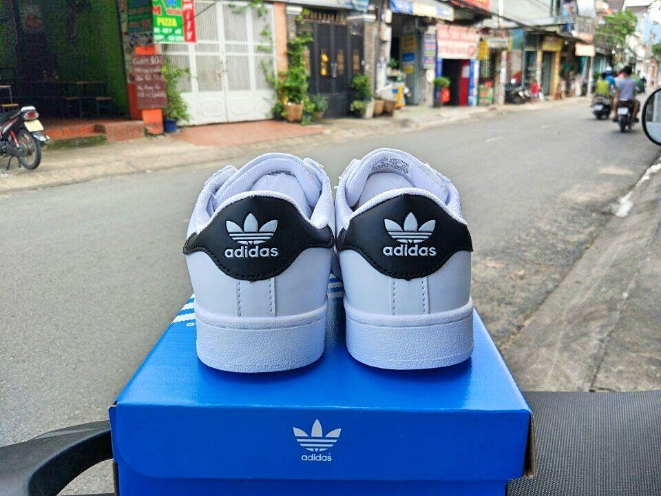 Giày Adidas Super Star Fake