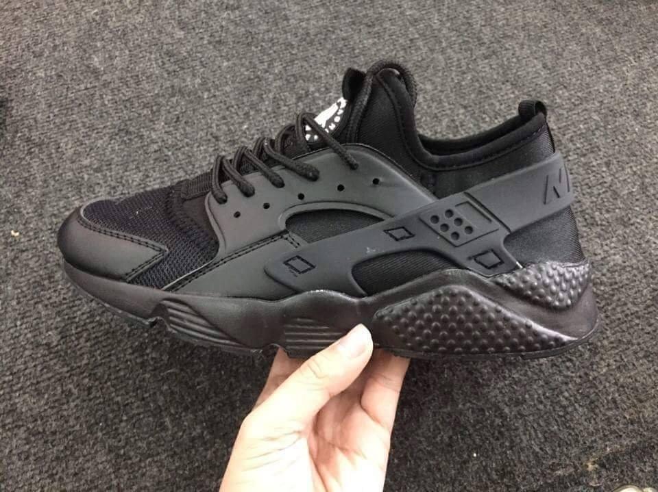 giày nike huarache đen full