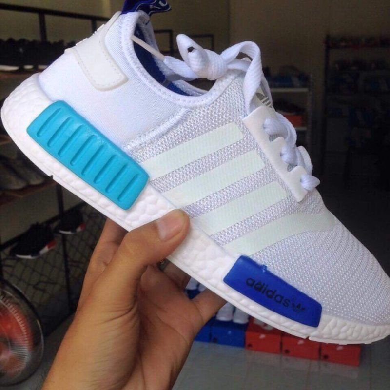 giày adidas nmd trắng