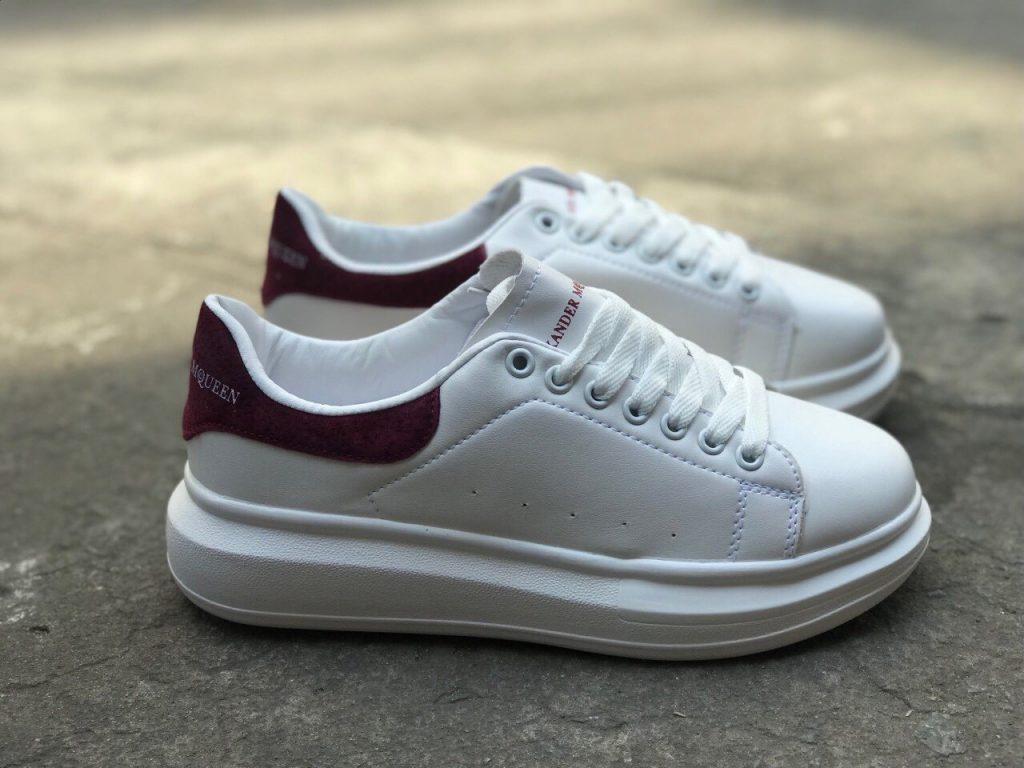 giày mcqueen f1 đỏ