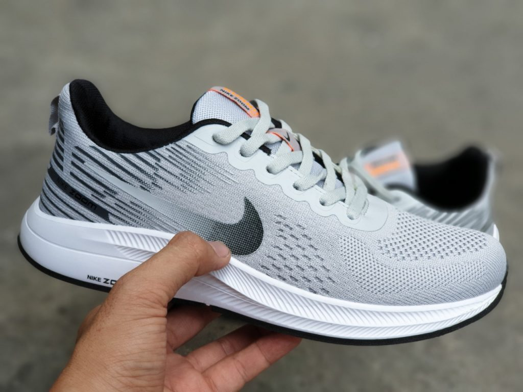 Giày Nike nam zoom F10 xám