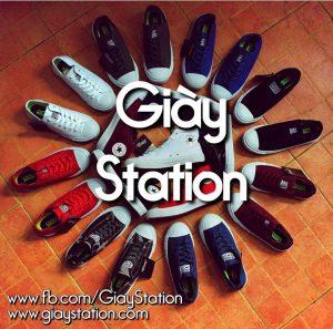 Logo Giày Station