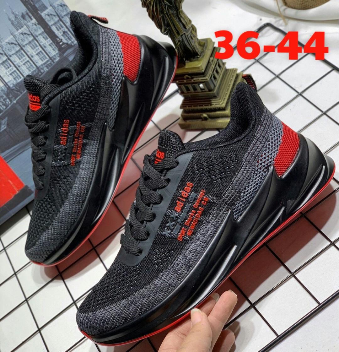 Giày Adidas 2019 cá mập đen full
