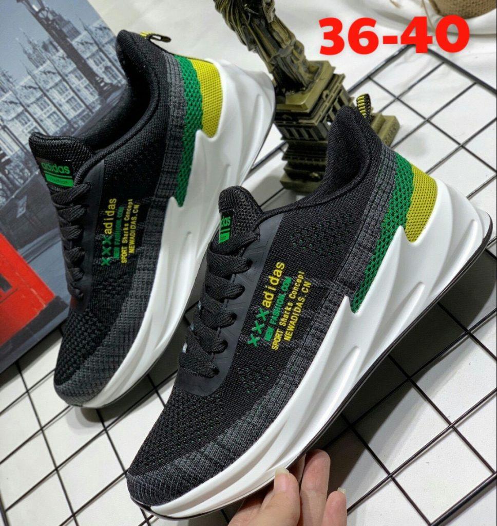 Giày Adidas 2019 cá mập xanh