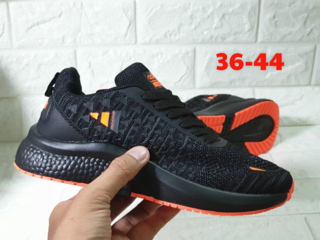 giày adidas neo đen full v29-2