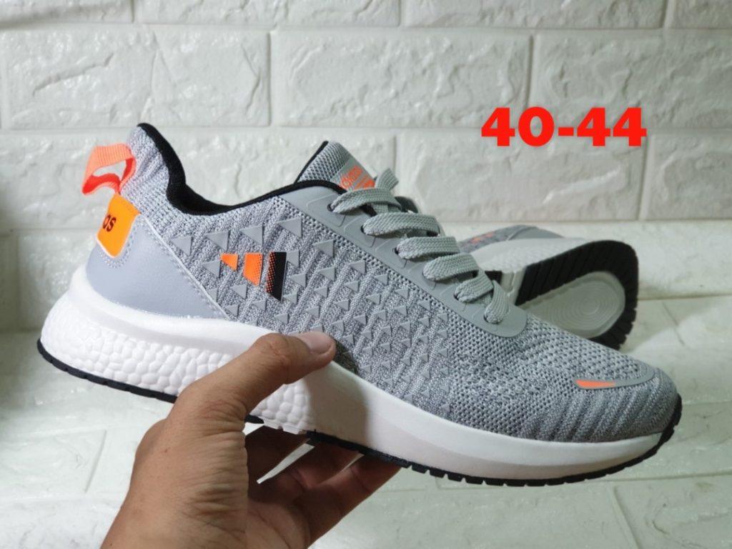 giày adidas neo xám v29