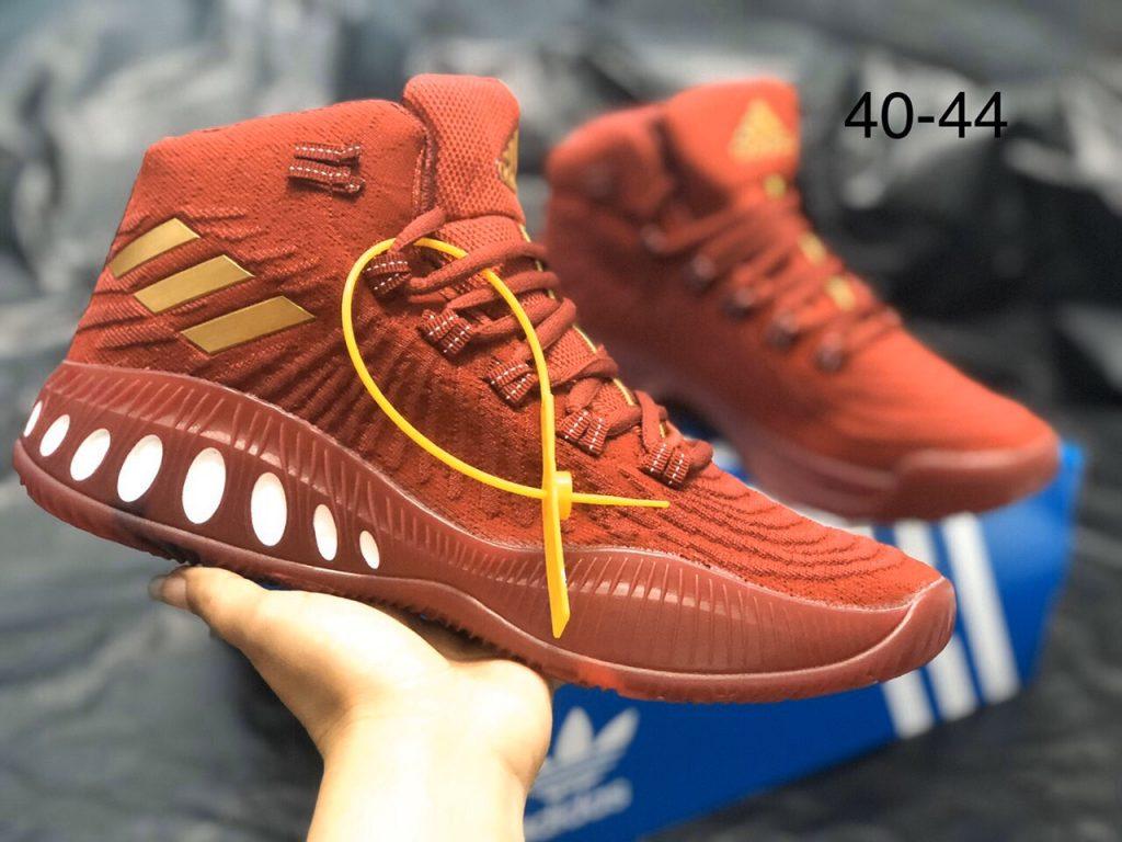 Giày Adidas Alphabounce 2019 màu đỏ