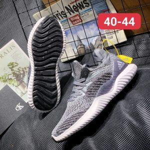 Giày Adidas Alphabounce nam màu xám