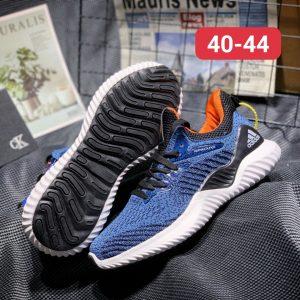 Giày Adidas Alphabounce nam màu xanh