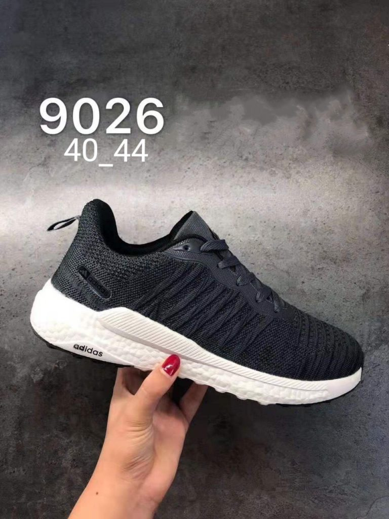 Giày Adidas Neo Nam V26 màu xám đen