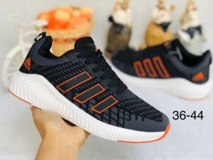 Giày Adidas Neo Nam V30 màu đen cam