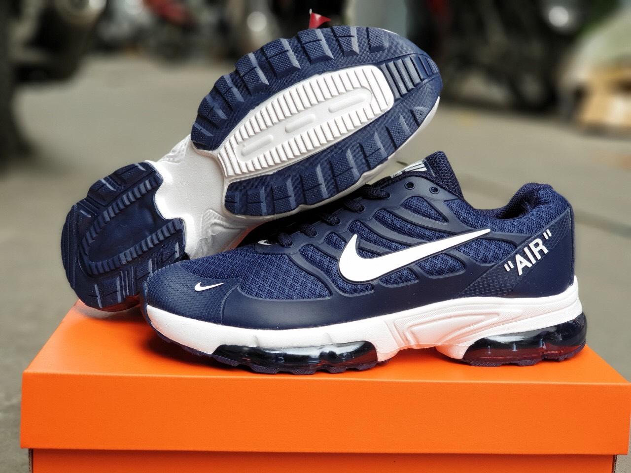 Giày Nike Air Nam F16 màu xanh