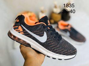 Giày Nike Air nữ F13 màu cam-2