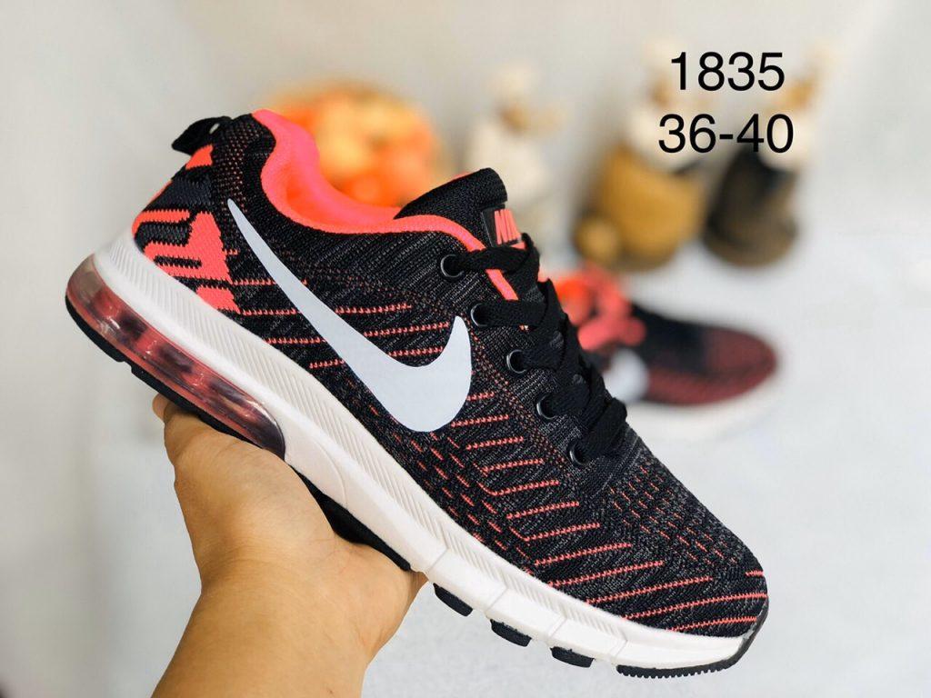 Giày Nike Air nữ F13 màu hồng-1