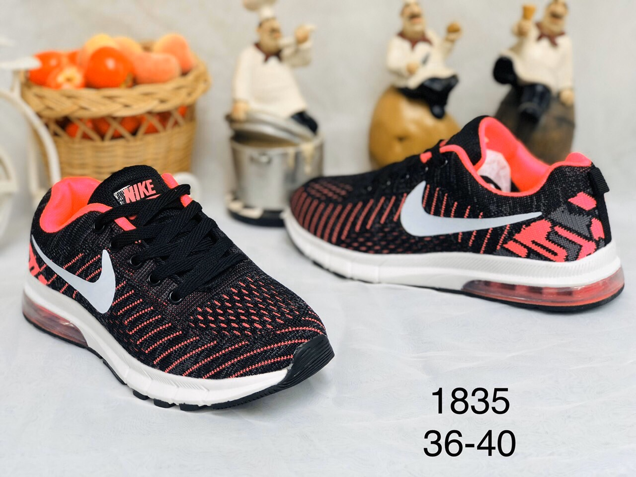 Giày Nike Air nữ F13 màu hồng