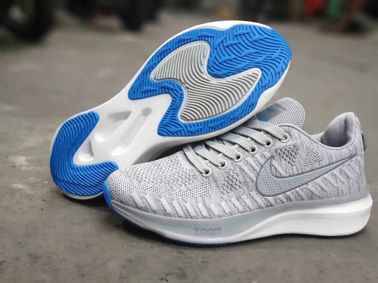 Giày Nike Zoom F12 màu xám