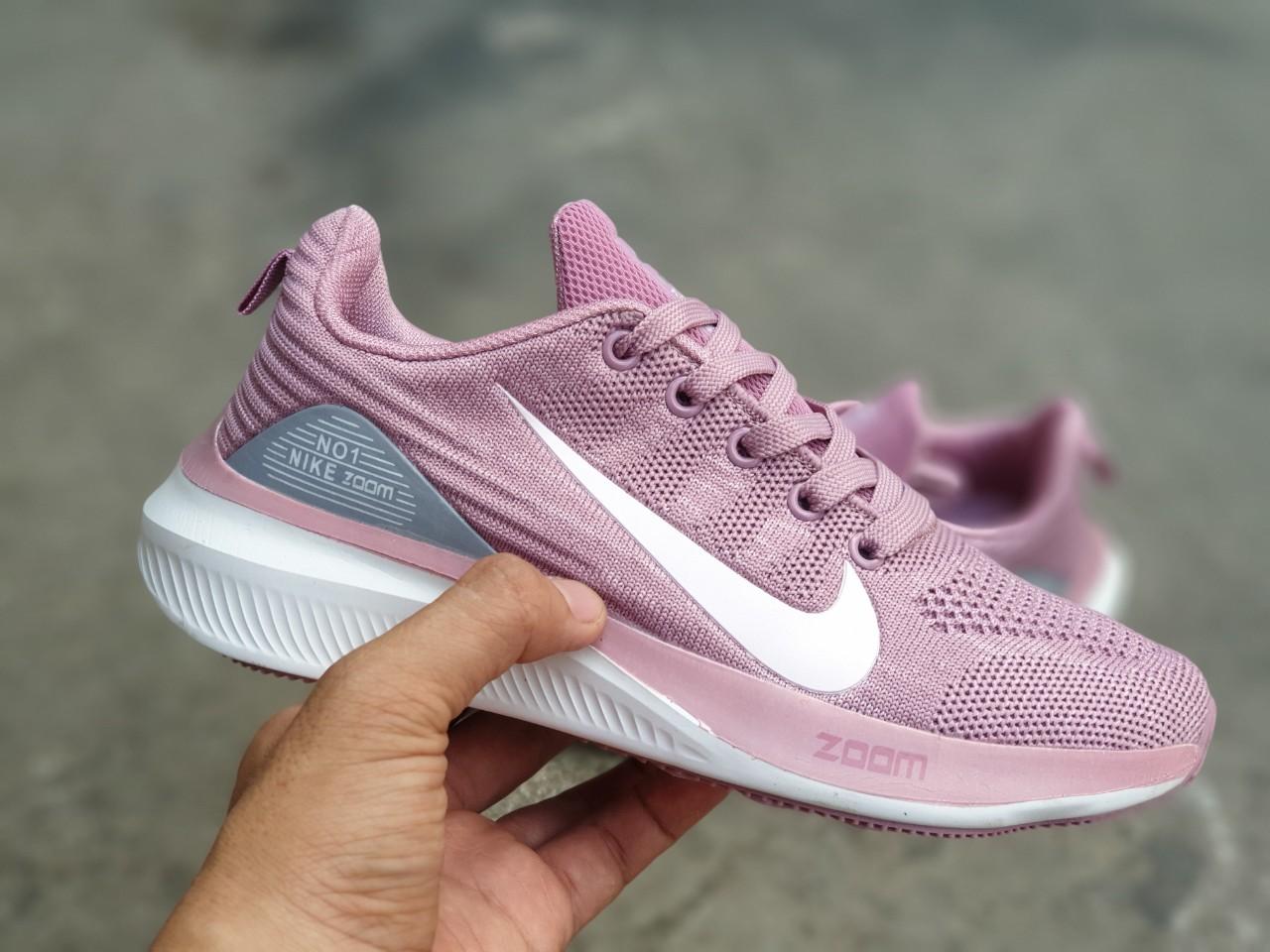 Giày Nike Zoom nữ F14 màu tím pastel
