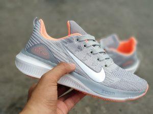 Giày Nike Zoom nữ F14 màu xám cam
