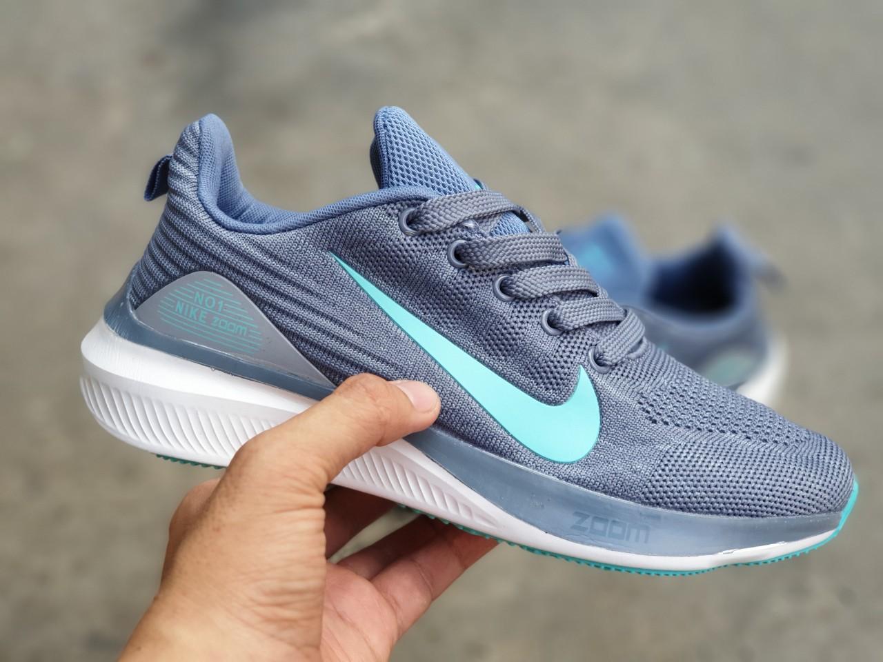 Giày Nike Zoom nữ F14 màu xanh