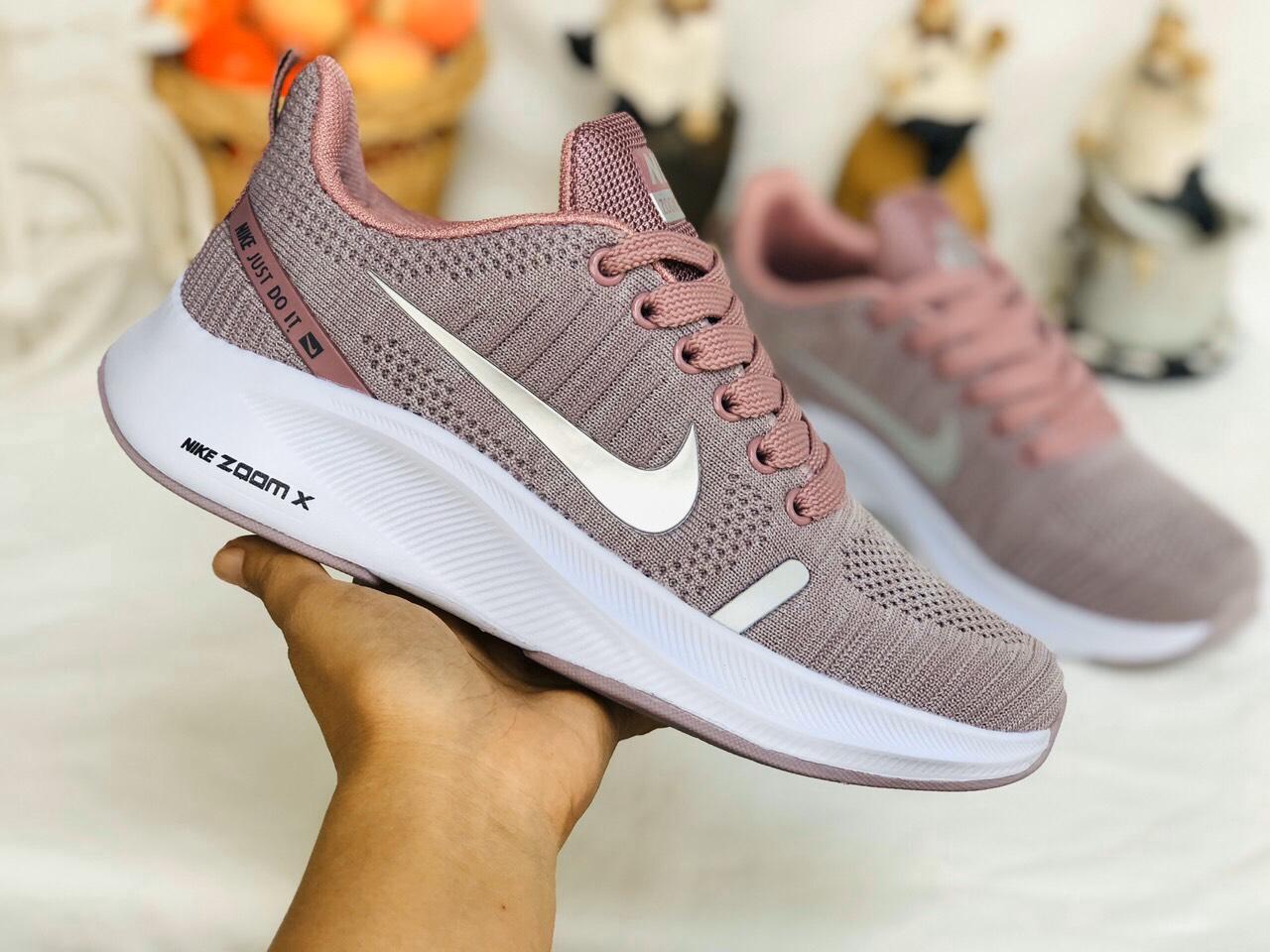 Giày Nike Zoom nữ X01 màu hồng