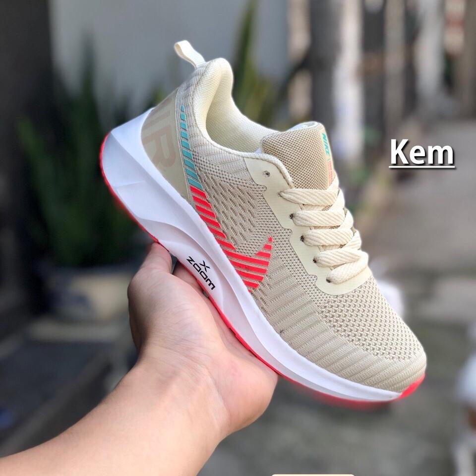 Giày Nike Zoom nữ X2 màu kem