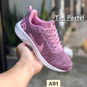 Giày Nike Zoom nữ X2 màu tím pastel