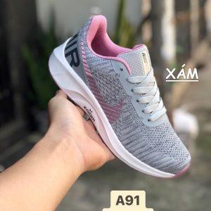 Giày Nike Zoom nữ X2 màu xám