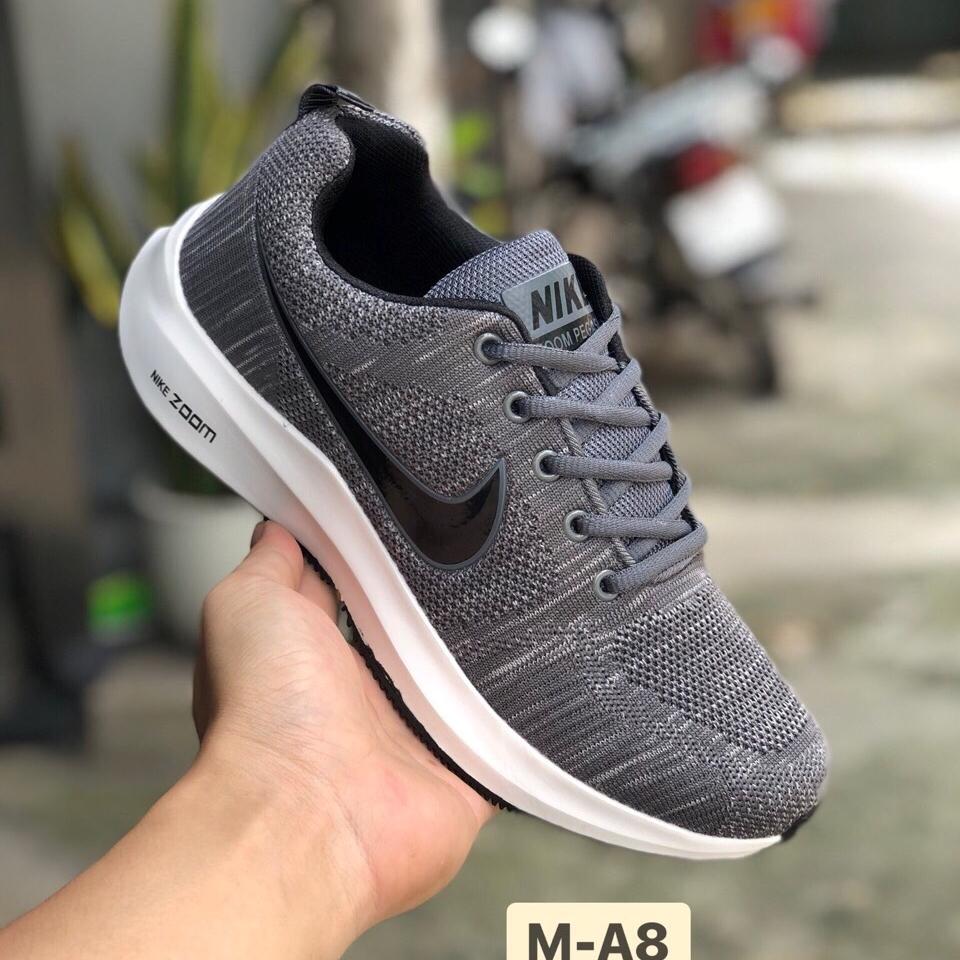 Giày Nike Zoom nam F13 màu xám