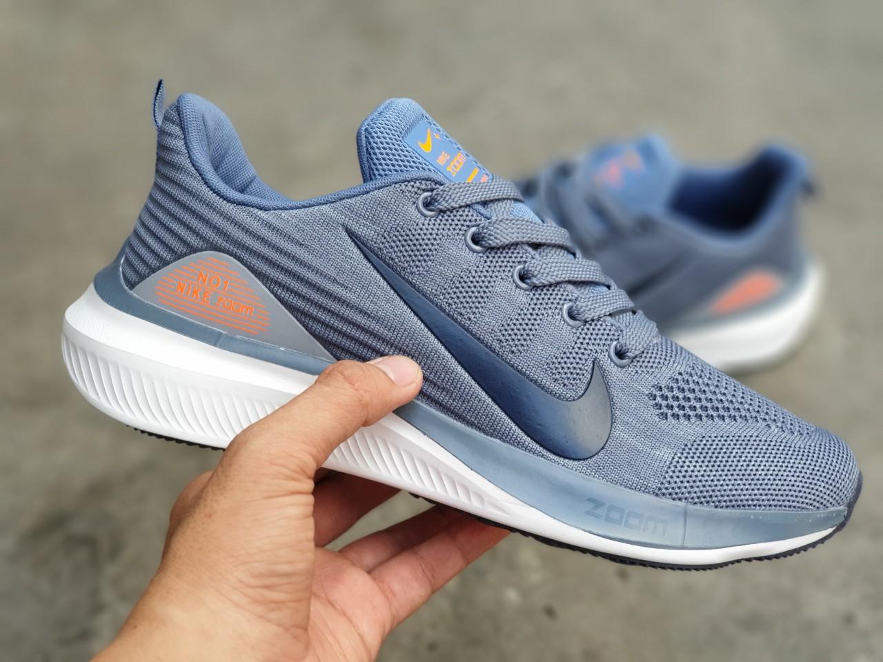 Giày Nike Zoom nam F14 màu xanh