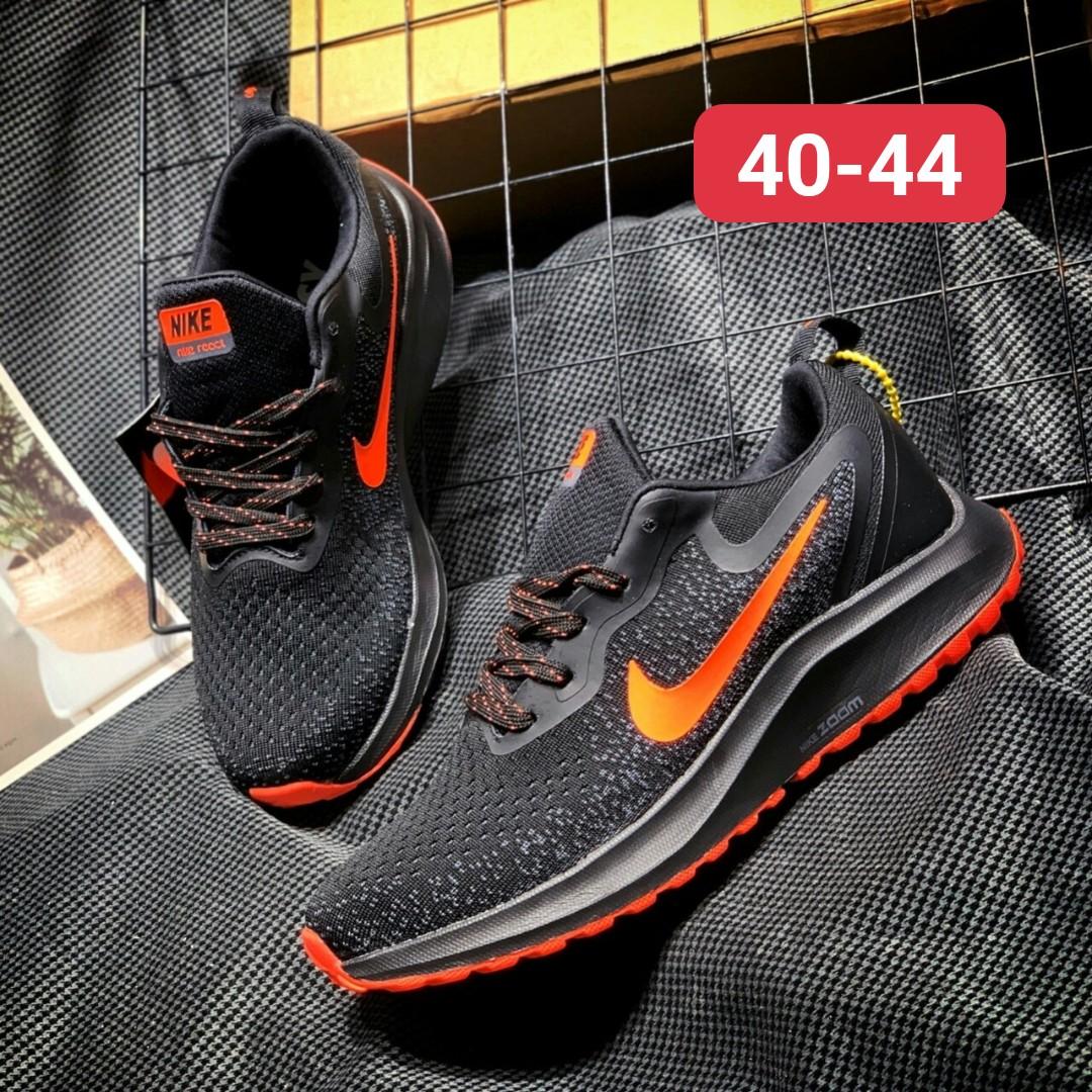 Giày Nike Zoom nam F21 đen đỏ