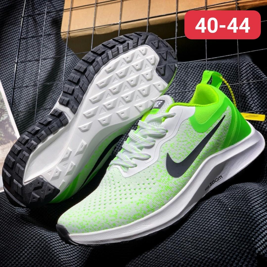 Giày Nike Zoom nam F21 màu xanh lá
