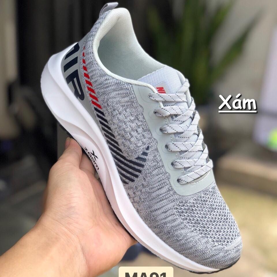 Giày Nike Zoom nam X2 màu xám